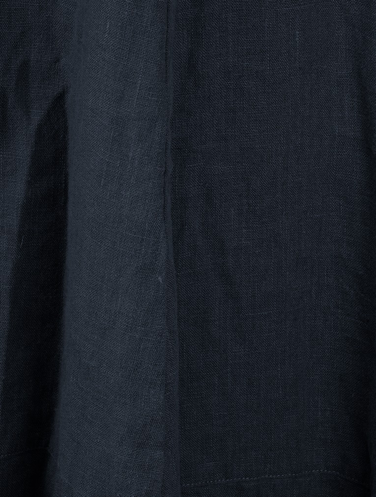 Linen Sleeveless Dress main image