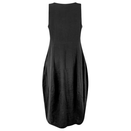 Thing Linen Sleeveless Dress - Black