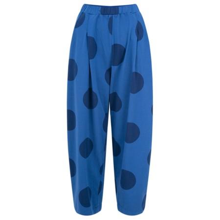 Mama B Punto Spot Trouser - Blue