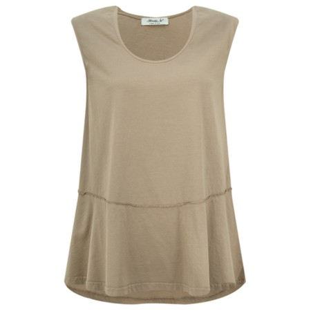 Mama B Gobi Izmir Plain Top - Green