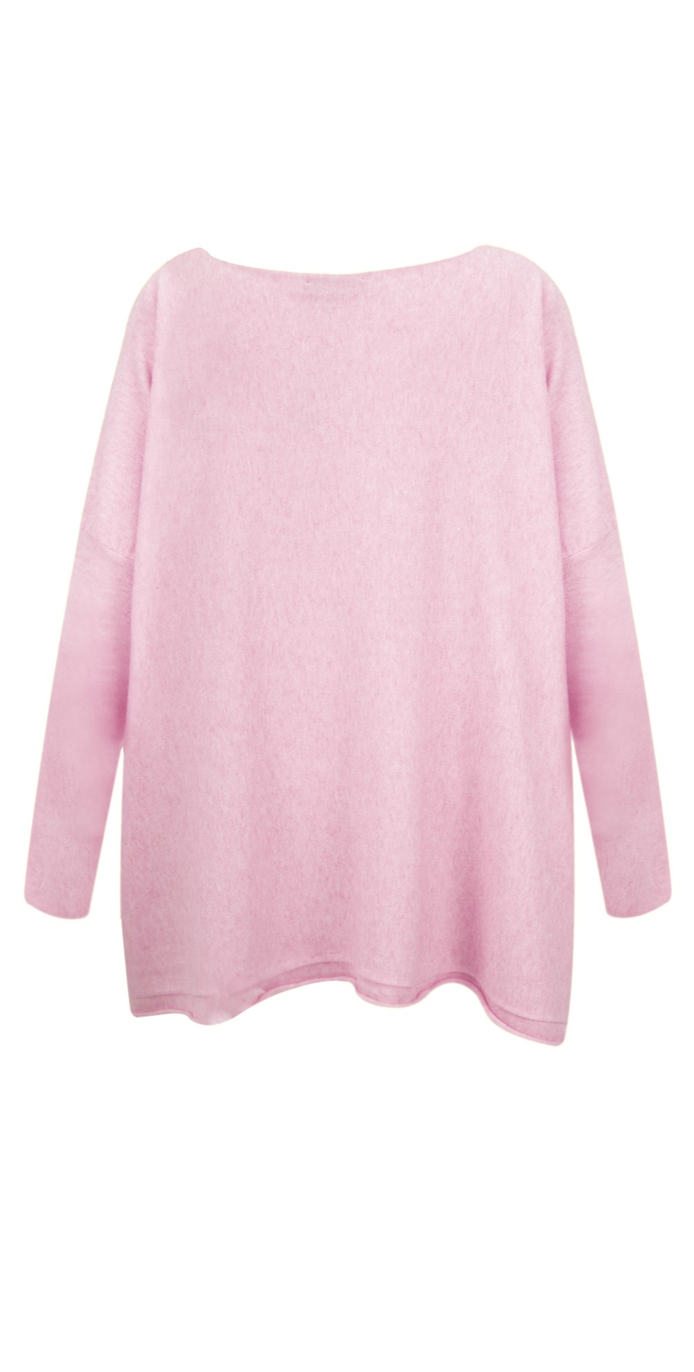 Agnes Oversized Supersoft Knit with Pockets main image