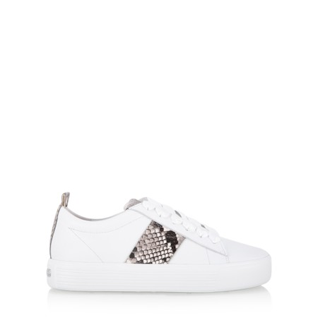 Kennel Und Schmenger Up Snakeskin Trainer shoe - White