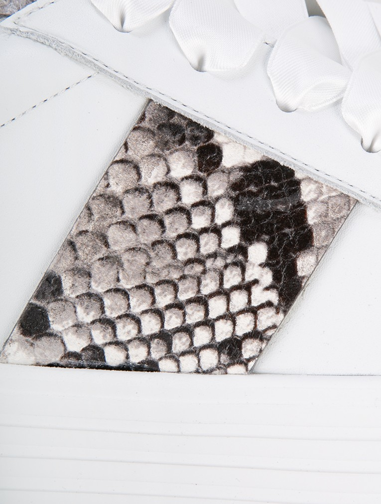 Up Snakeskin Trainer shoe main image
