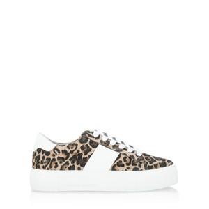 Kennel Und Schmenger Big Leopard Print Trainer Shoe