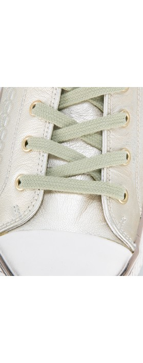 Ash Virgo Trainer shoe  Gold