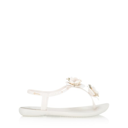 Ipanema Floral Sandal Special  - Off-White