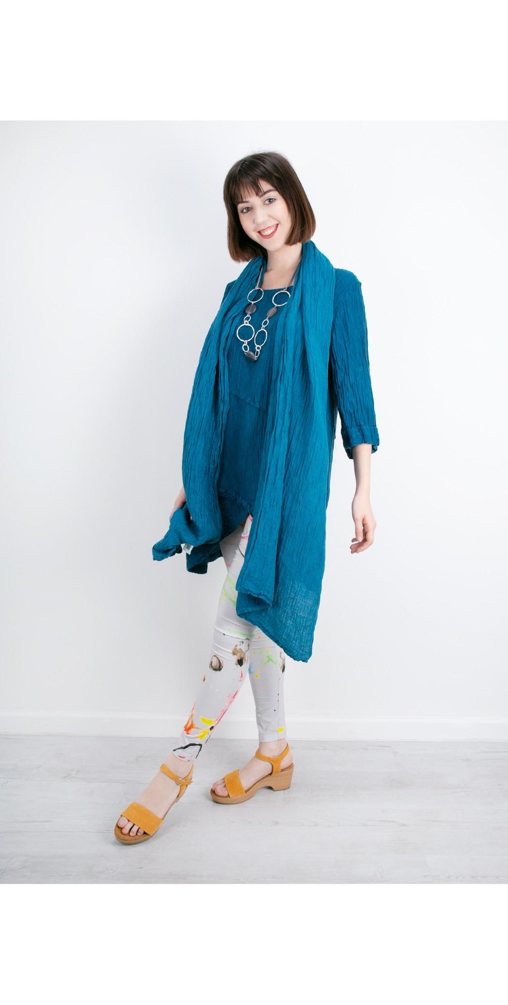 Ania Printed Jersey Leggings main image