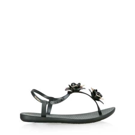 Ipanema Floral Sandal Special  - Black