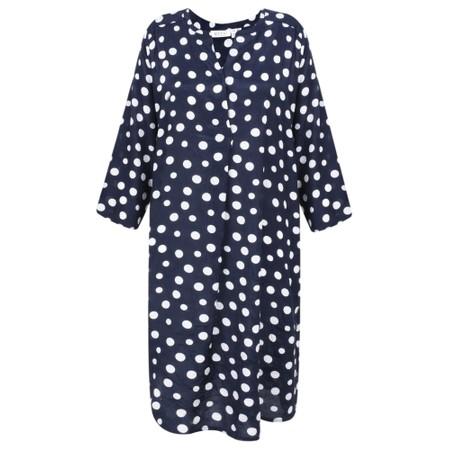 Masai Clothing Natalia Dress - Blue