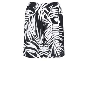 Masai Clothing Palm Print Para Shorts