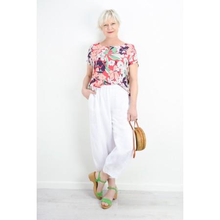 Expresso Evita Bold Floral Blouse - Multicoloured