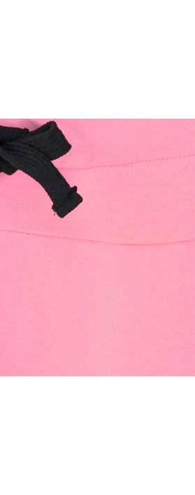 Sundae Tee Cleo Ankle Zip Lounge Trousers Pink