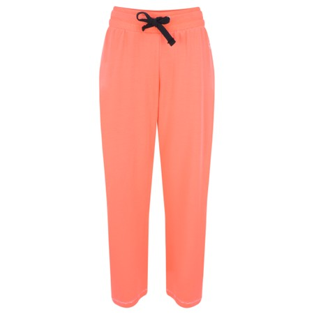 Sundae Tee Kimmy Cropped Lounge Trousers - Orange