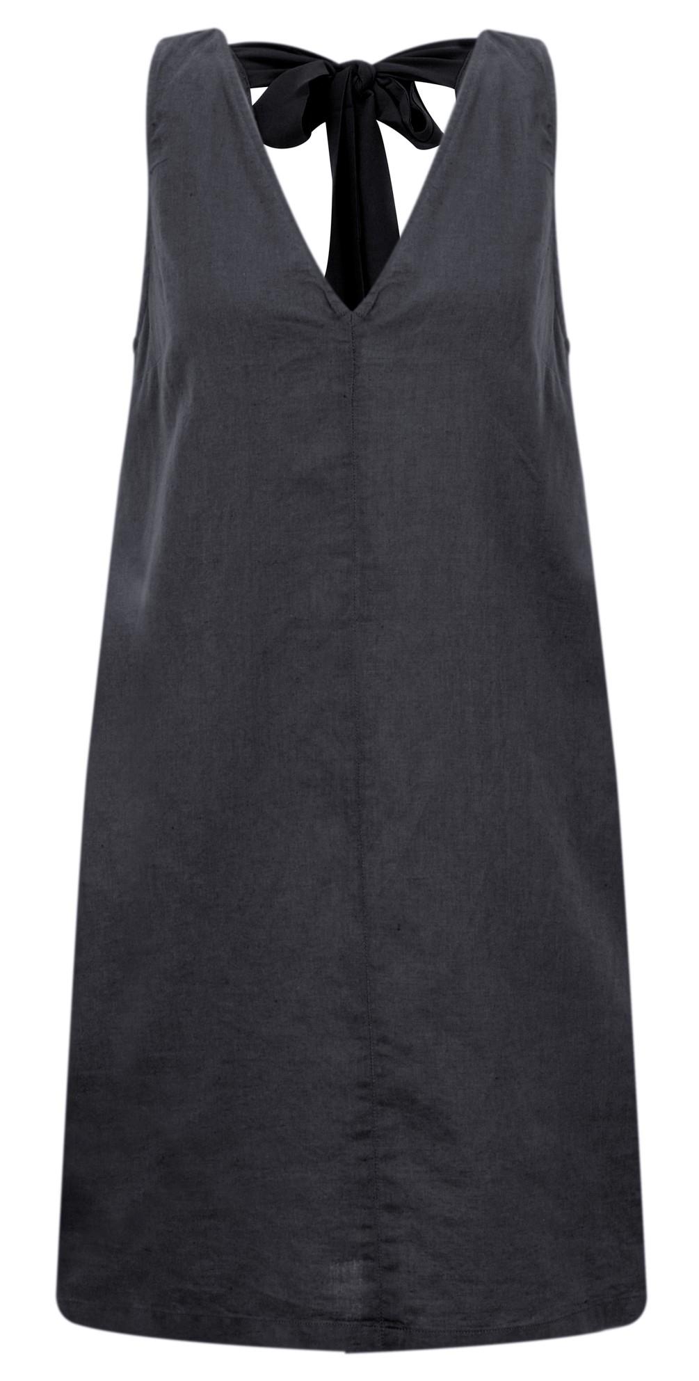 Dana Linen Dress main image
