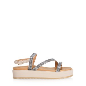 INUOVO Alice Flatform Sandal