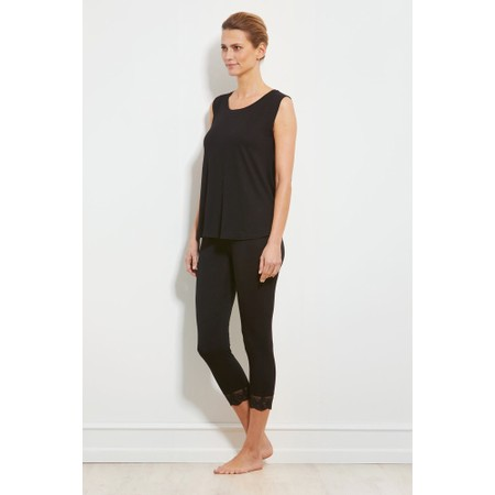 Masai Clothing Elisa Basic Top - Black