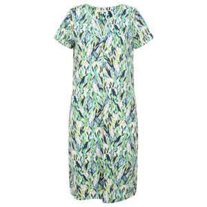 Sandwich Clothing Abstract Print Dress