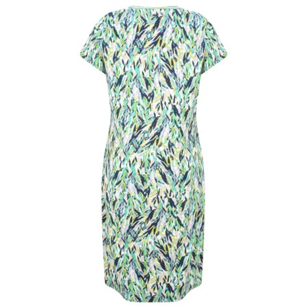 Sandwich Clothing Abstract Print Dress - Green