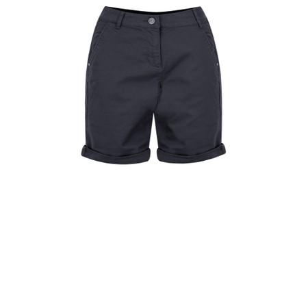 Sandwich Clothing Stretch Twill Casual Shorts - Blue