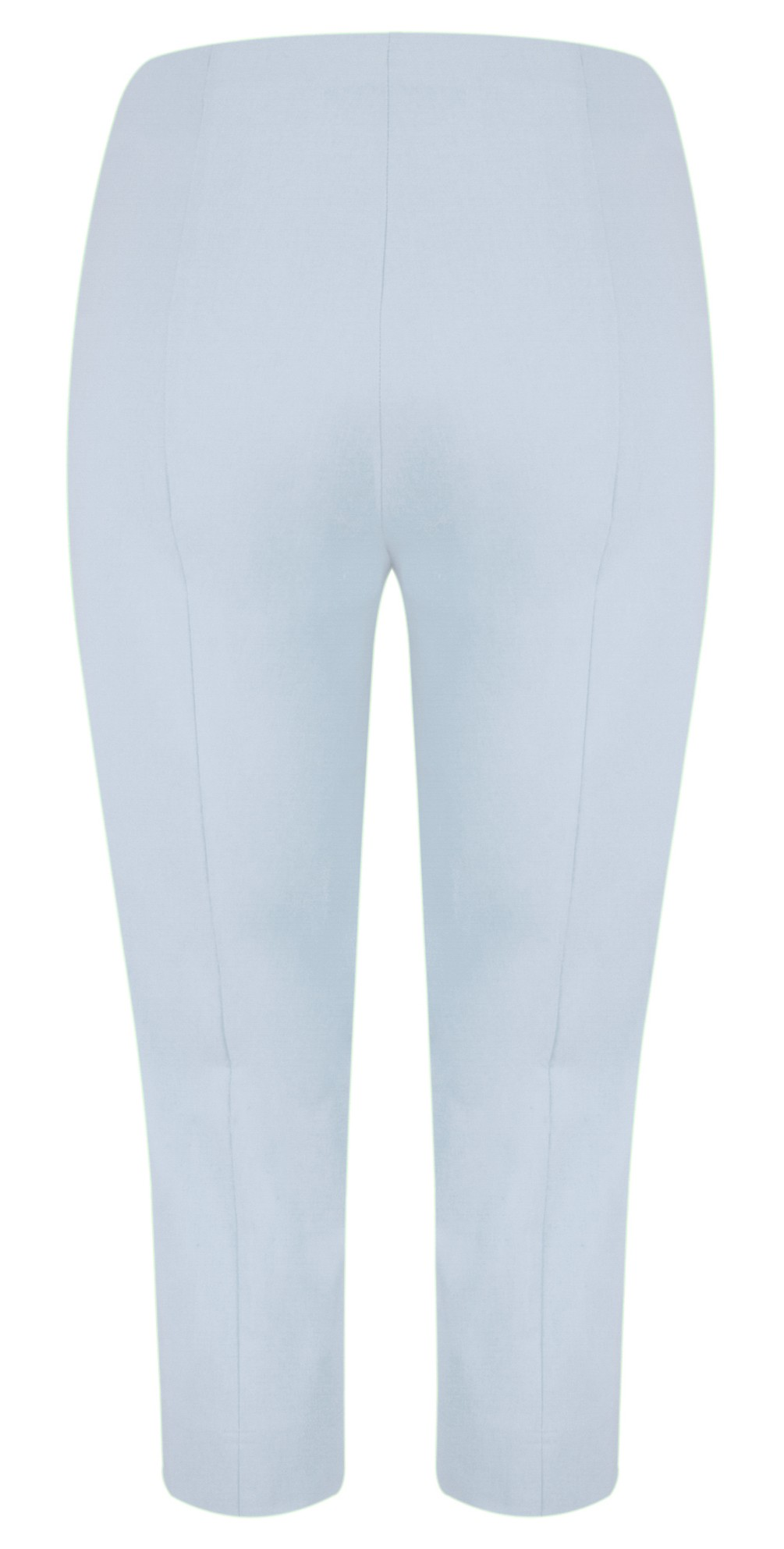 Marie 07 Light Blue Cropped Trouser main image