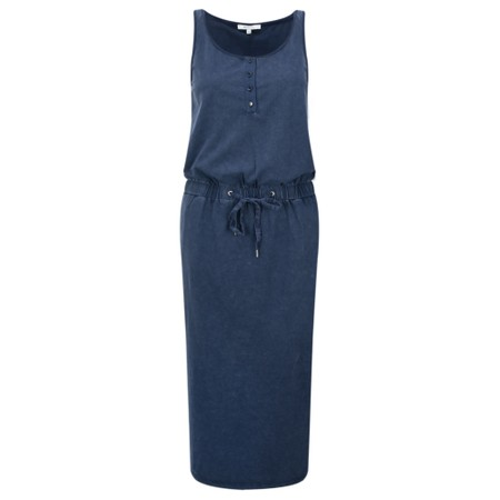 Sandwich Clothing Long Jersey Dress - Blue