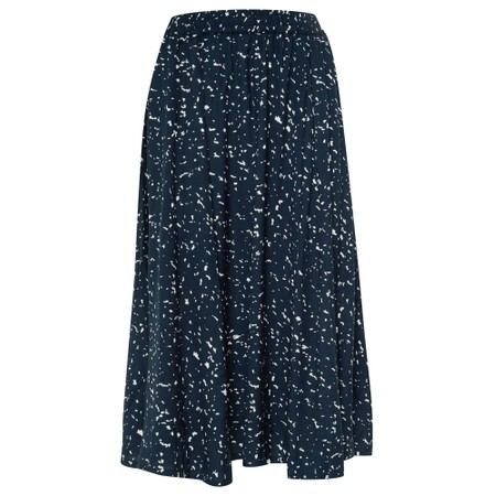 ICHI Jenni Skirt - Blue