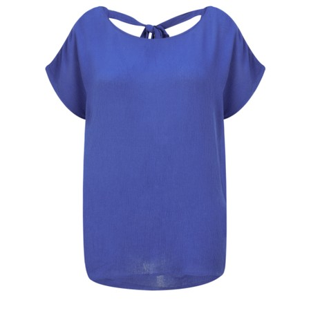 ICHI Marro Blouse - Blue