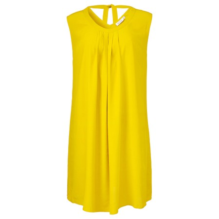Masai Clothing Harper Tunic Dress - Yellow