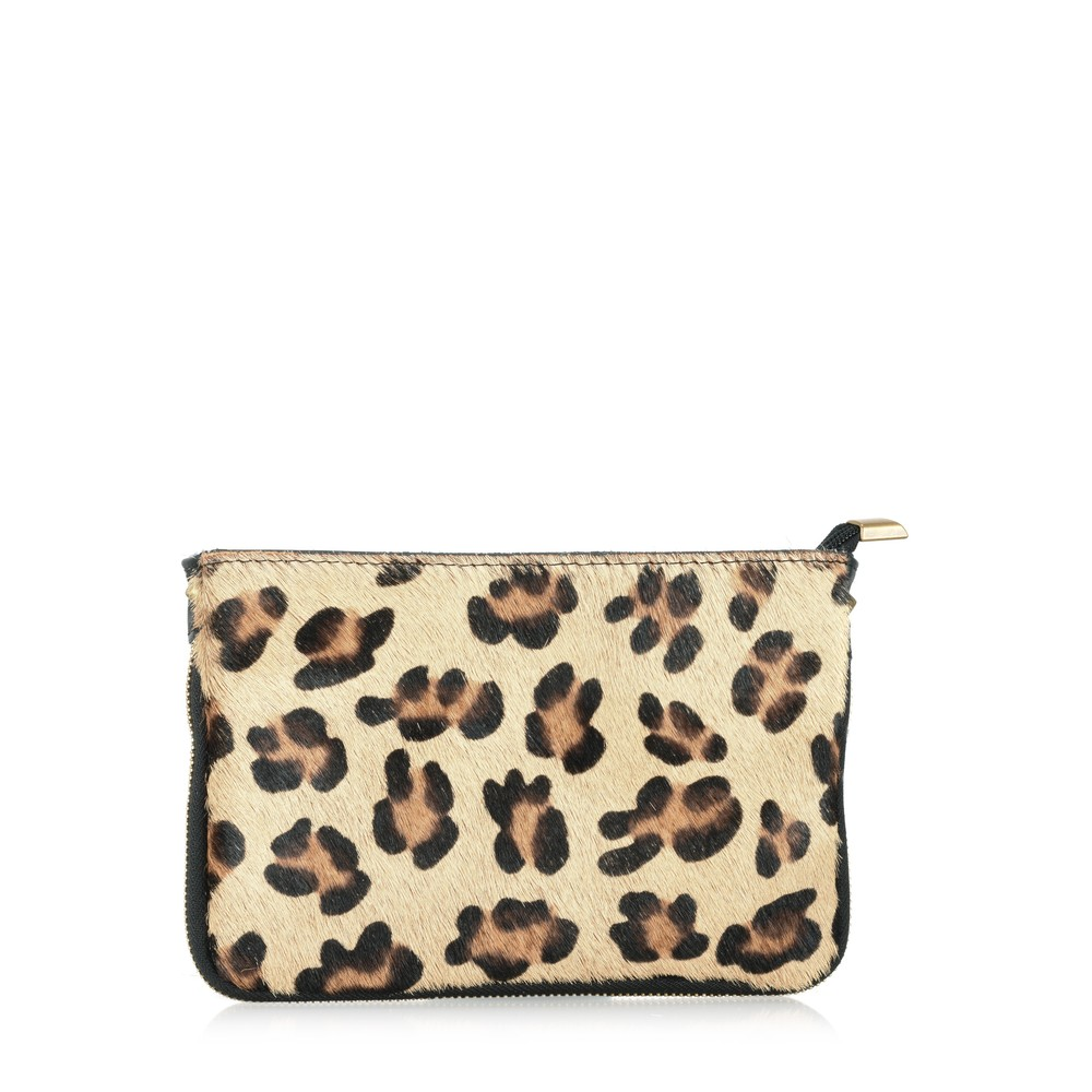Gemini Label Bags Panni Small Cross Body Bag Leopard