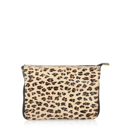 Gemini Label  Panni Small Cross Body Bag - Beige