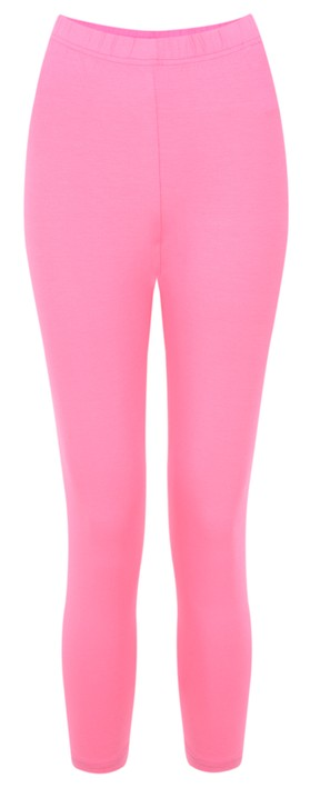 Masai Clothing Pennie Capri Leggings Lipstick