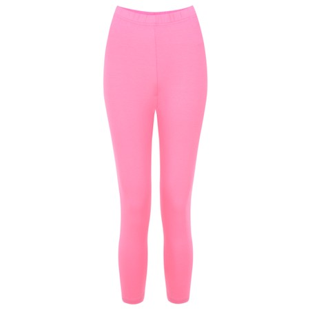 Masai Clothing Pennie Capri Leggings - Pink