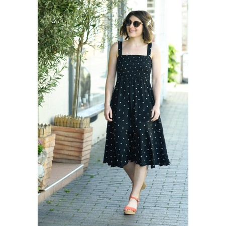 Masai Clothing Opal Dress - Black