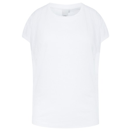 ICHI Heather T-Shirt - White