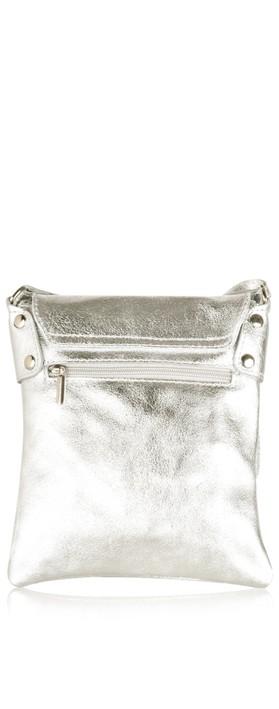 Gemini Label Bags Paige Cross Body Bag Gold