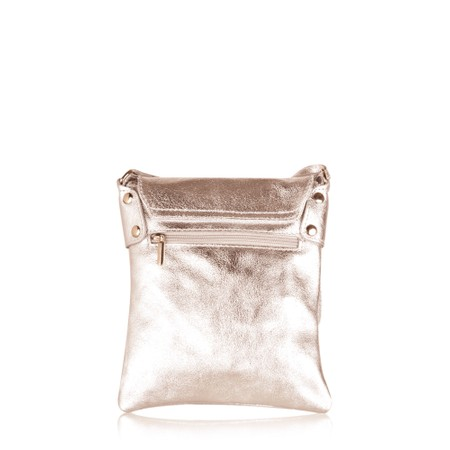 Gemini Label  Priero Cross Body Bag - Gold