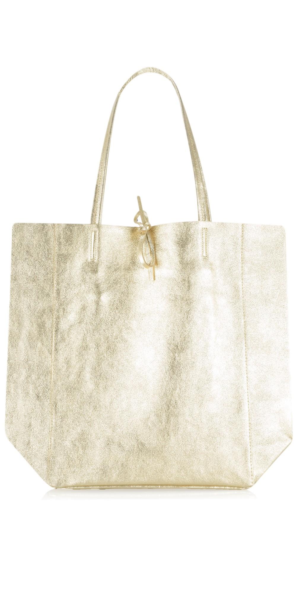 Harper Metallic Shoulder Bag  main image