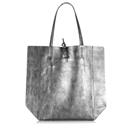 Gemini Label  Harper Metallic Shoulder Bag  - Metallic