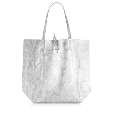 Gemini Label  Harper Metallic Shoulder Bag  - Metallic