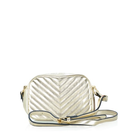 Gemini Label  Mari Cross Body Bag - Gold