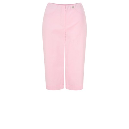 Robell Trousers Bella 05 Slimfit Short - Pink