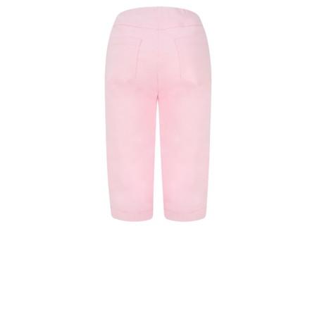 Robell Trousers Bella 05 Slimfit Short - Pink