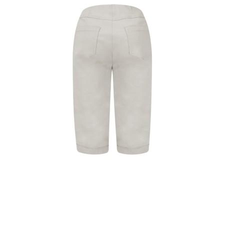 Robell Trousers Bella 05 Slimfit Short - Beige