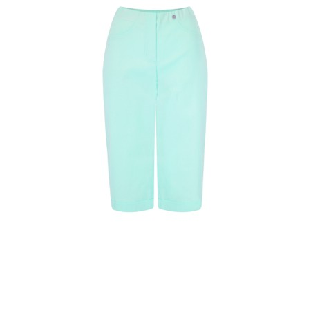 Robell Trousers Bella 05 Slimfit Short - Blue