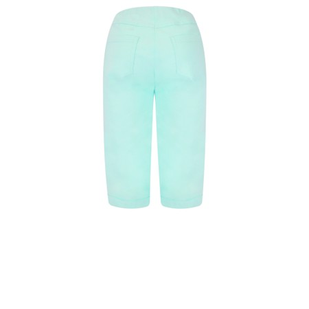 Robell Trousers Bella 05 Slimfit Short - Blue