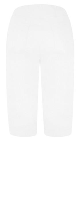 Robell Bella 05 White Slimfit Short White 10
