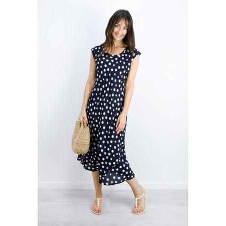 Masai Clothing Unni Dress - Blue
