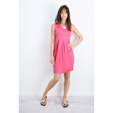 Masai Clothing Hadas Tunic Dress - Pink