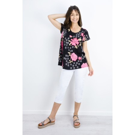 Masai Clothing Kim Top - Pink