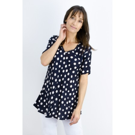 Masai Clothing Kino Top - Blue